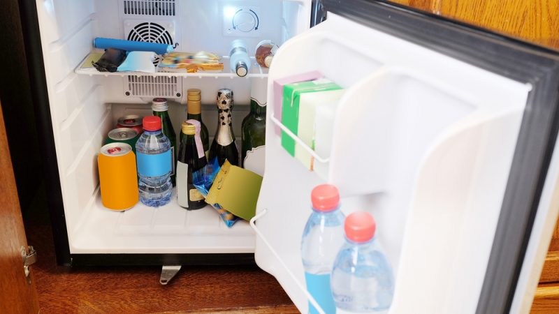 Notes sur le mini frigo portable