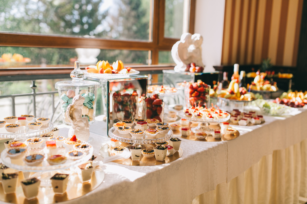 Mariage : voici comment avoir un buffet unique